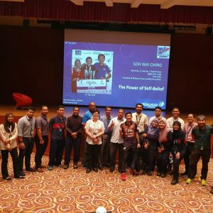 Talk at Malaysia airlines