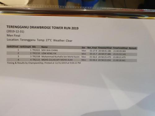 Terengganu Drawbridge Tower Run 5