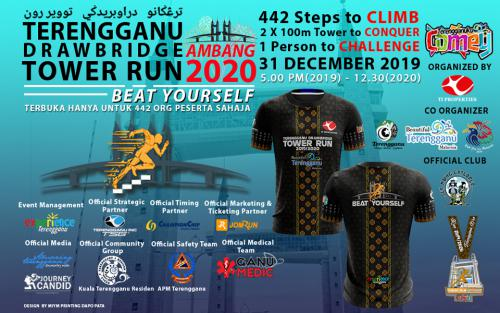 Terengganu Drawbridge Tower Run